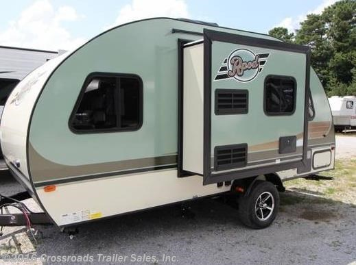 2016 Forest River R-Pod RP-179 Travel Trailer