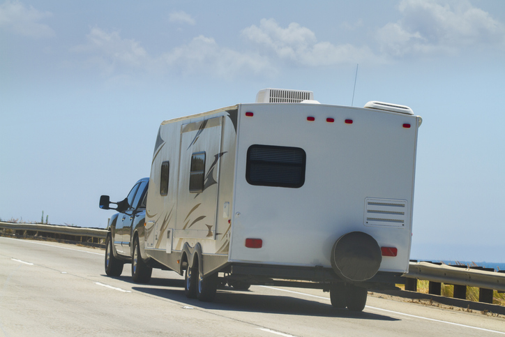 What Kind of Camper Can my Vehicle Tow?